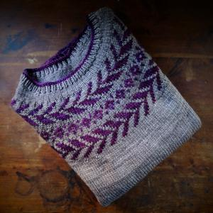 Chevron Flight Sweater