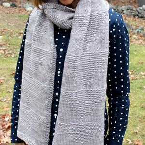Stay Grounded Scarf