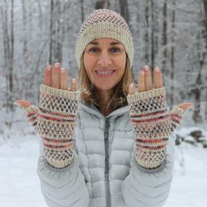 Eirlys Fingerless Mitts