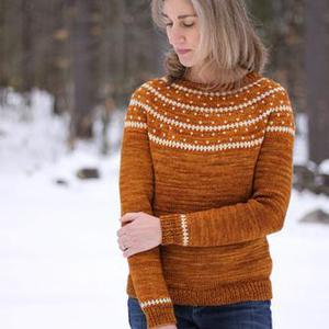 Picket Fences Sweater
